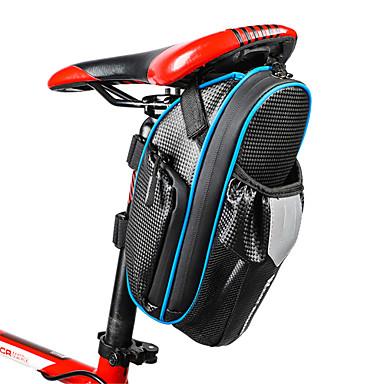 abordables Sacoches de Vélo-WEST BIKING® 1.8 L Sacoche de Selle de Vélo Réfléchissant Etanche Poids Léger Sac de Vélo Matériau imperméable Sac de Cyclisme Sacoche de Vélo Cyclisme Activités Extérieures Vélo Cyclisme