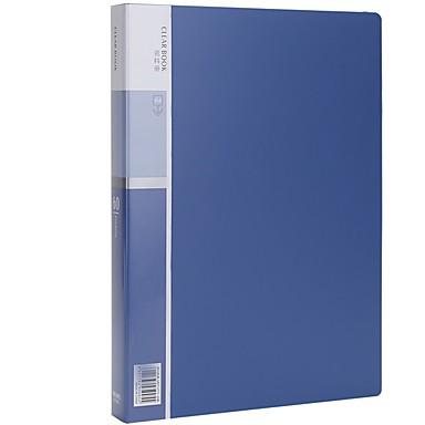 Ben Informato 1 Pcs Deli 5005 File Delle Cartelle A4 Etichetta Personalizzata #07131713 Scelta Materiali