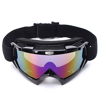 a6909641a0 Unisex Motorcycle Goggles Sports Windproof   Breathable   Dust Proof  Silicon   ABS+PC