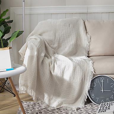 sohva tyyny Yhtenäinen / Classic Jakardi Polyester / puuvilla slipcovers