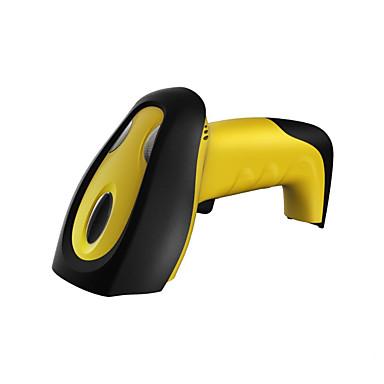 Kaso F5 Barcode Scanner Scanner Di Codici A Barre Scanner Usb 2.0 Luce Laser #07177632