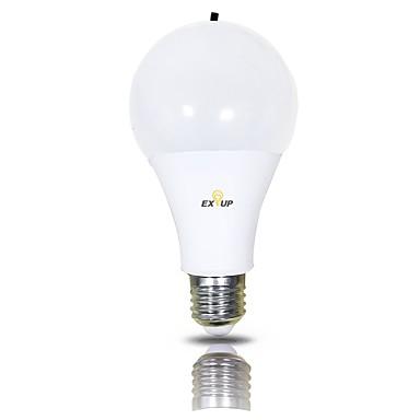 EXUP® 1kpl 18 W LED-pallolamput 1650 lm B22 E26 / E27 A80 56 LED-helmet SMD 2835 Anionilamppu, Air Lonizer, negatiivinen ionigeneraattori Lämmin valkoinen Kylmä valkoinen 220-240 V 110-130 V