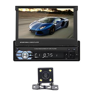 voordelige Automatisch Electronica-SWM 9601+4Led camera 7 inch(es) 2Din andere OS Auto MP5-speler Aanraakscherm / MP3 / Ingebouwde Bluetooth voor Universeel RCA / MicroUSB / Overige Ondersteuning MPEG / MOV / MPG MP3 / WMA / WAV