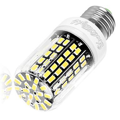 billige Elpærer-YouOKLight 1pc 8 W LED-kornpærer 1100 lm E26 / E27 T 136 LED perler SMD 5733 Dekorativ Varm hvit 110-120 V
