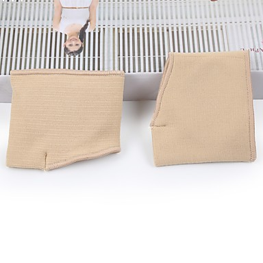 abordables Accessoires pour Chaussures-1 paire orthèses Semelle Intérieures Nylon Avant du Pied Printemps Unisexe Chair