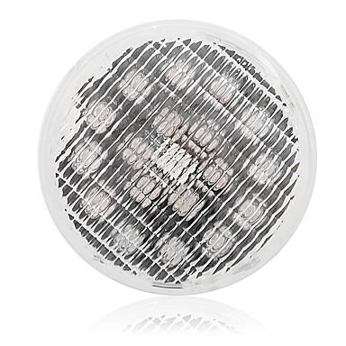 abordables Éclairage Extérieur-YouOKLight 1pc 18 W Lumière Sous-marine Télécommandé / Intensité Réglable / Décorative RVB 24 V Piscine 18 Perles LED