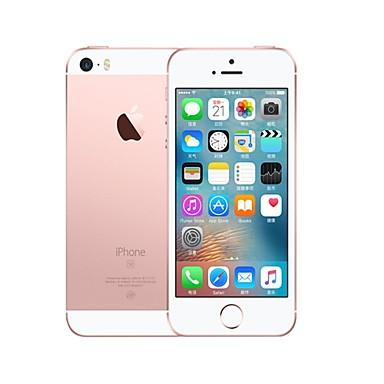 Apple iPhone SE 4 inch 16GB 4G Smartphone - Ανακατασκευή(Ασημί / Ανθισμένο Ροζ / Γκρίζο) / 2 GB / 12