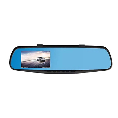 billige Bil-DVR-720p / 1080p 360 ° overvåking Bil DVR 120 grader Bred vinkel 7 tommers TFT Dash Cam med G-Sensor / Loop-opptak / Automatisk nedleggelse Nei Bilopptaker