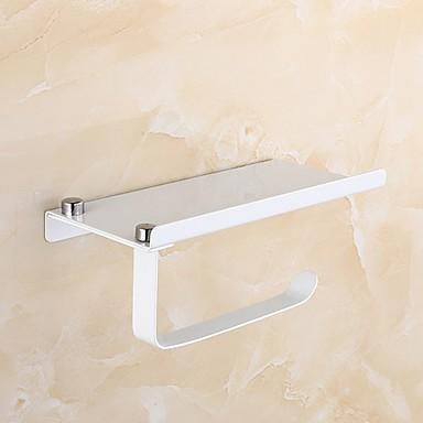 Porta Rotolo Di Carta Igienica Nuovo Design - Fantastico Modern Alluminio 1pc Montaggio Su Parete #07169153 Squisito Artigianato;