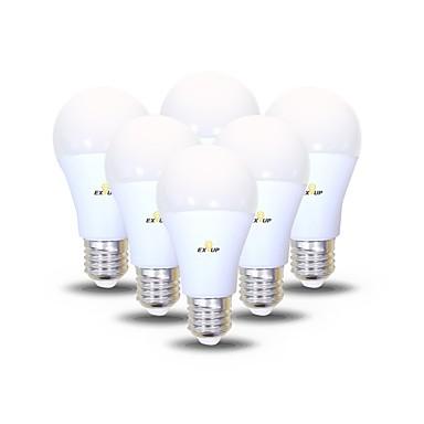 abordables Ampoules électriques-EXUP® 6pcs 9 W Ampoules Globe LED 850 lm E26 / E27 A19 26 Perles LED SMD 2835 Créatif Décorative Vacances Blanc Chaud Blanc Froid 220-240 V 110-130 V