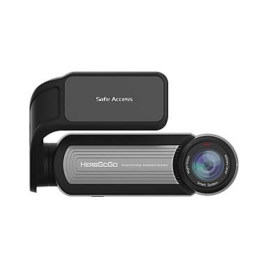 abordables DVR de Voiture-herogogo pro1 720p nouveau design / voiture sans fil dvr 60 ° grand angle cmos capteur dash cam avec enregistreur de voiture wifi / vision nocturne / g-sensor / avertissement en un clic / service clou
