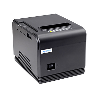 [$82 99] JEPOD Xprinter XP-Q200 USB Wired Serial Interface Personal Work  Management Small Business Thermal Printer Code Printer 203 DPI
