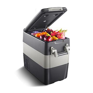 Недорогие Автомобиль Электроника-litbest 50l автомобильный холодильник с сенсорным экраном / интеллектуальная постоянная температура, нижний предел может достигать -20 ° C 12/24/220 В