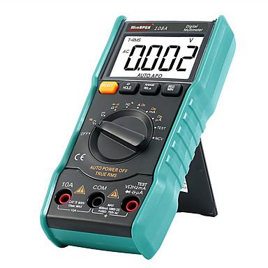 voordelige Test-, meet- & inspectieapparatuur-winapex 108a digitale multimeter 6000counts ture-rms automeasurement ncv zero / fire line test