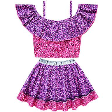 429bc13aa cheap Girls' Clothing-Kids Toddler Girls' Active Cute Print