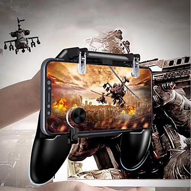 voordelige Smartphone gaming-accessoires-joystick controller handvat voor ios / android smartphone gamer trigger shooter 1 stks