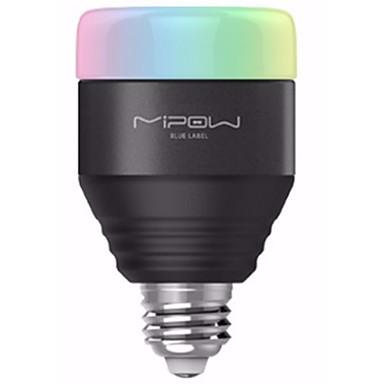 povoljno Smart Lights-novost bluetooth e27 vodio žarulja rgb svjetlo telefon kontrolira dimmable žarulja žarulja boja mijenja dom dekor božićno osvjetljenje