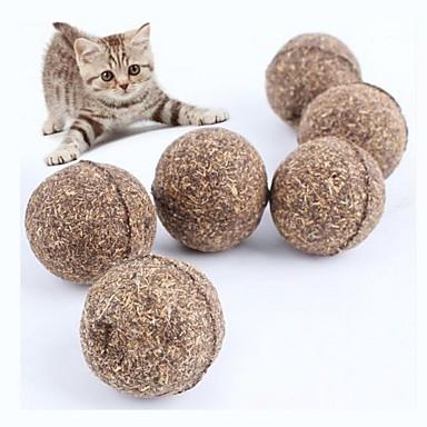 Bola Cat Nip Amigable con las Mascotas Nébeda Para Gatos