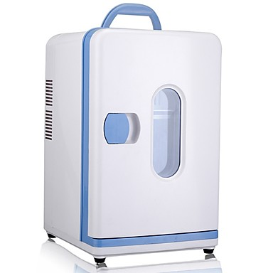 billige Bil Elektronikk-11,5 l bil kjøleskap lav støy / ingen lukt / lavt energiforbruk / bærbar kjøler og varmere