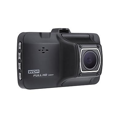 voordelige Automatisch Electronica-HD / Nacht Zicht / Start automatische opname Auto DVR 170 graden Wijde hoek 3 inch(es) LTPS Dash Cam met Nacht Zicht / Bewegingsdetectie / auto aan / uit Autorecorder
