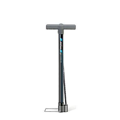 billige Sykkeltilbehør-SAHOO Fotpumpe til sykkel Bærbar Lettvekt Holdbar Høytrykk Presis oppblåsning Til Vei Sykkel Fjellsykkel Sykling Aluminiumslegering Svart Grønn Blå
