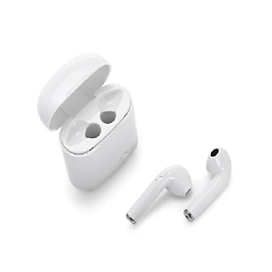 cheap Headsets & Headphones-COOLHILLS i7s Wireless Bluetooth 4.2 Headphones Earphone Plastic Shell Earbud Earphone Mini / Stereo / with Volume Control Headset