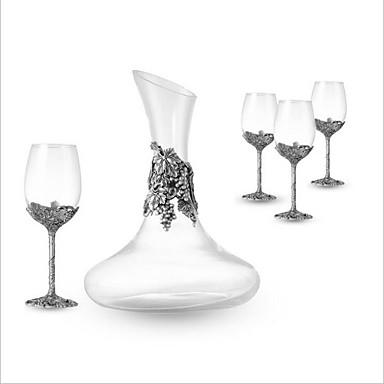 10pcs lasi lasitavarat Viininjäähdyttimet Luova uutuus viini Lisätarvikkeet varten barware
