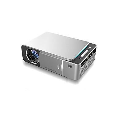 TST6 LCD Projektori 3500 lm Sisäänrakennettu LINUX-käyttöjärjestelmä Tuki / 720P (1280x720) / 1080P (1920x1080)