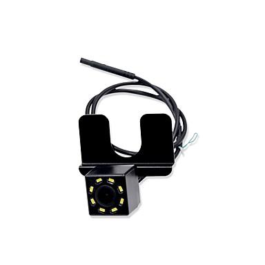 BYNCG rear view camera 800TVL 1080p 1/3-tuumainen CMOS-väri Johto 170 astetta 3.5-12 inch Peruutuskamera Vedenkestävä / LED-merkkivalo / Pimeänäkö varten Auto