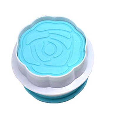 2pcs Silikoni Creative Kitchen Gadget Uutuusvälineet keittiöön jälkiruoka Työkalut Bakeware-työkalut