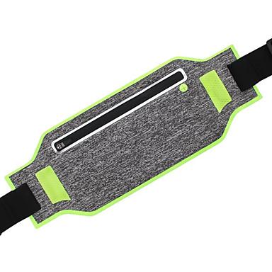 e7e369f0172 Armband Belt Pouch   Belt Bag for Marathon Sports Bag Waterproof Rain  Waterproof Dust Proof Running Bag All Phones Tactel Rose Pink Green Light  Blue Unisex