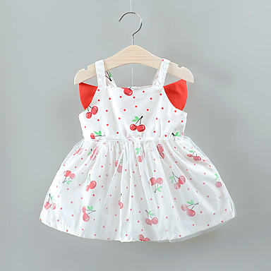 b21463410 cheap Baby Girls' Dresses-Baby Girls' Basic Geometric /