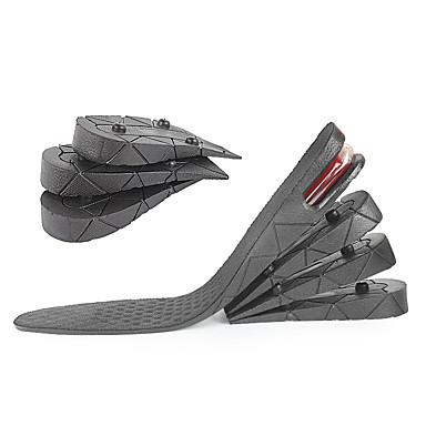abordables Accessoires pour Chaussures-Respirable / Sport Semelle Intérieures TPU / PEVA Unisexe Noir