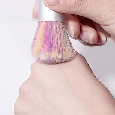 1pc PVC Staubpinsel Für Nagelhaut Fingernagel Finger Beste Qualität Nachrichtenserie Nagel Kunst Maniküre Pediküre Stilvoll Alltag