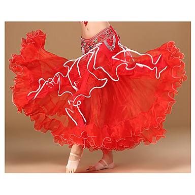 da43aa417 Dama española Falda Adulto Mujer Flamenco Halloween Carnaval ...