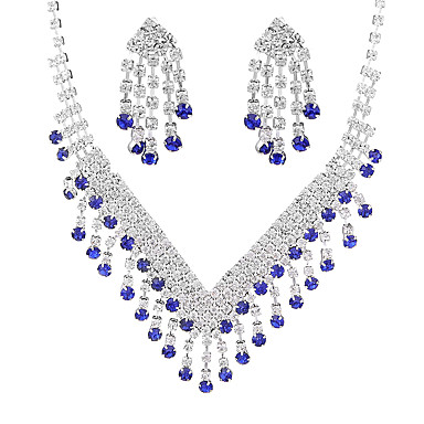 Cheap Price Clearance White Pearl Prom Bridesmaid Wedding Formal Necklace Jewelry Set Trendy Engagement & Wedding Jewelry & Watches