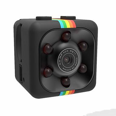 cheap Smart Home-1080P Mini Camera SQ11 HD Camcorder Night Vision Sports DV Video Recorder Motion Detection Full HD 2.0MP Infrared Night Vision Sports DV Video Voice Recorder DV Camera