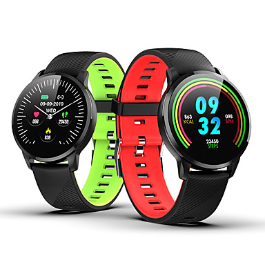 89e05162b KUPENG S16 Men Women Smartwatch Android iOS Bluetooth Waterproof Touch  Screen Heart Rate Monitor Blood Pressure Measurement Sports Timer Pedometer  Call ...