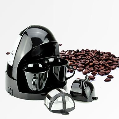 קפה Maker בית גדול קיבולת אוטומטית לטפטף סוג מכונת קפה infusing תה מכונת 220v האיחוד האירופי תקע