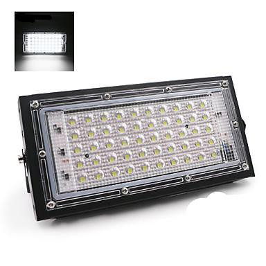 abordables Éclairage Extérieur-50w puissance parfaite led projecteur lumière led lampadaire 180-240v éclairage de paysage étanche ip65 led spotlight