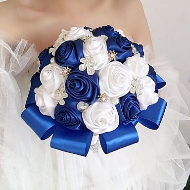 פרחי חתונה זרים מסיבת החתונה משי 21-30  ס