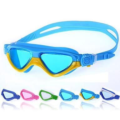 משקפי שחייה משקפי צלילה מקרה משקפיים חוץ שחייה אימון נוח ג'ל סיליקה פוליקרבונט PC Others Others