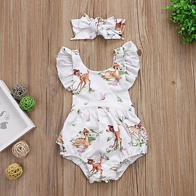 1a4380b6db57 cheap Baby & Toddler Girl-Baby Girls' Active / Basic Print