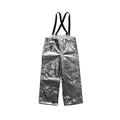 חומר מיוחד נייר אלומיניום חליפת מגן בטיחות & ציוד מגן / בטיחות עמידות לשחיקה עמיד לאבק יציאת חירום
