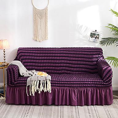 voordelige Overtrekken-sofa hoes hoge rek vaste bubble rooster combinatorische zachte elastische polyester kussenovertrekken
