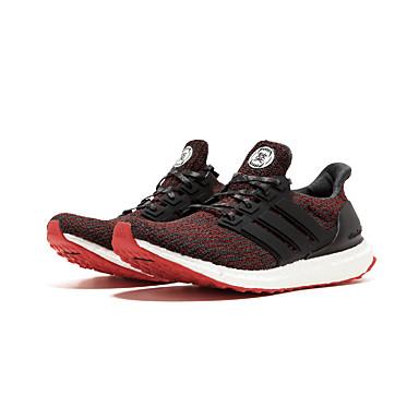 בגדי ריקוד גברים אור סוליות Tissage וולנט אביב קיץ נעלי אתלטיקה ריצה לבן / שחור ולבן / שחור אדום
