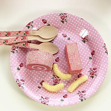 2 חלקים סטים לארוחות כלי אוכל פלסטי יצירתי