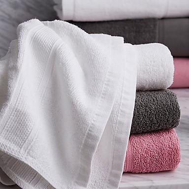 איכות מעולה מגבת אמבטיה, אחיד כותנה טהורה 1 pcs