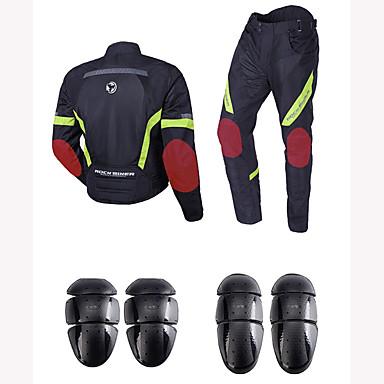 אופנוע בגדים רכיבה חליפות לגברים polyster קיץ / סתיו / ליפול הטוב ביותר איכות / חם