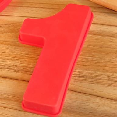 2pcs סיליקון Creative מטבח גאדג'ט כלים חדישים למטבח כלי קינוח כלי Bakeware